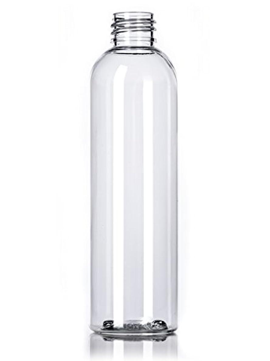 近々友だちローププラスチック(PET)ボトル/ディスクトップキャップ4オンス、クリア、4カウントワット