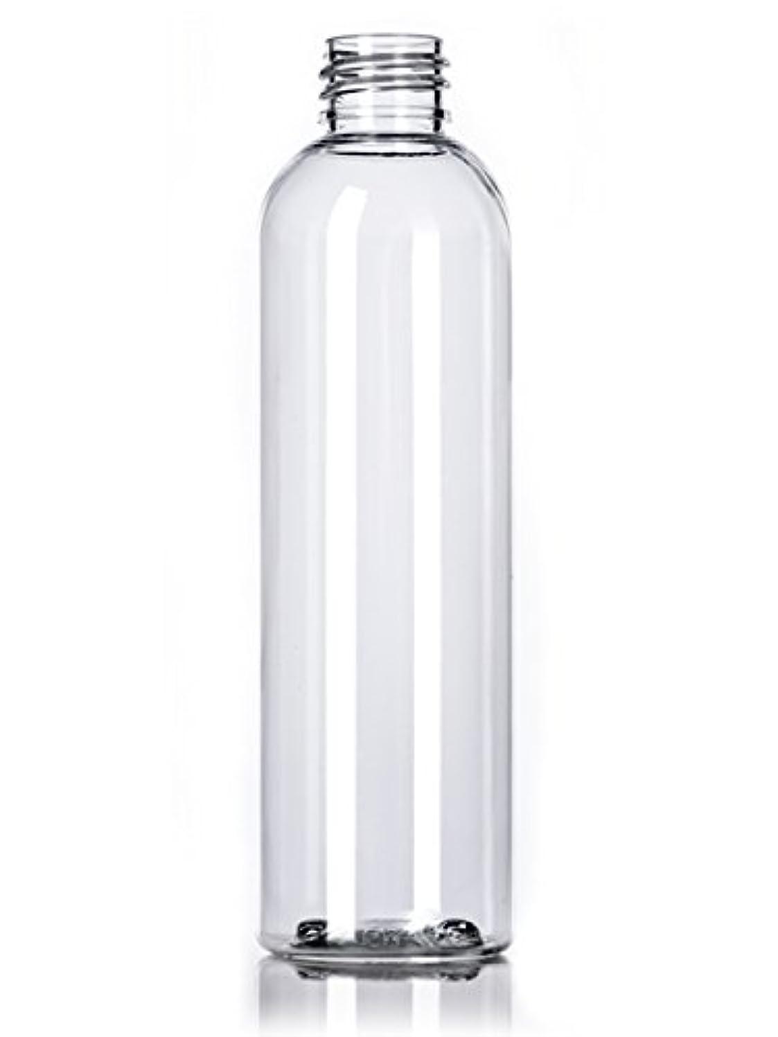 会議空洞亡命プラスチック(PET)ボトル/ディスクトップキャップ4オンス、クリア、4カウントワット