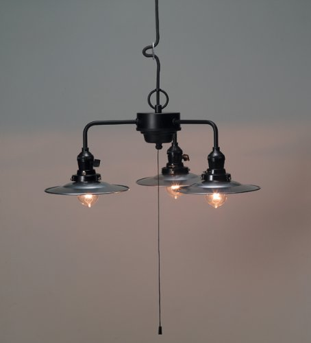 RoomClip商品情報 - 後藤照明/アンティーク風ペンダント【GLF-3232/アルミP1ロマン・3灯用CP40型】