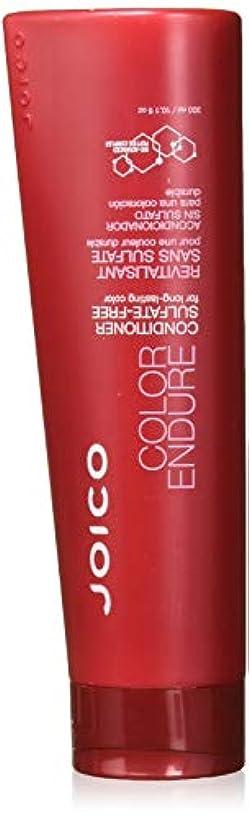 一致左イライラするJoico Color Endure Conditioner 300ml (並行輸入品)