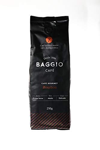 バジオカフェ GROUMET グルメコーヒー BOURBOM アラビカ 250g