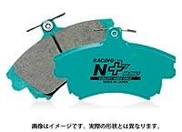 プロジェクト・ミュー project μ フロント ブレーキパッド RACING-N+ レーシング エヌプラスZ302 RENAULT ルノー R25/VINGT CING