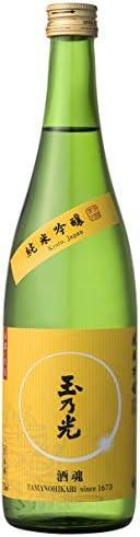 玉乃光酒造 純米吟醸 酒魂 [ 日本酒 720ml ]