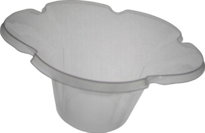 折喜商店 ミニフルールカップ[800枚入]透明フラワーカップ(かき氷容器) oriki