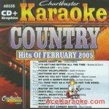 Karaoke: Country Hits of February 05