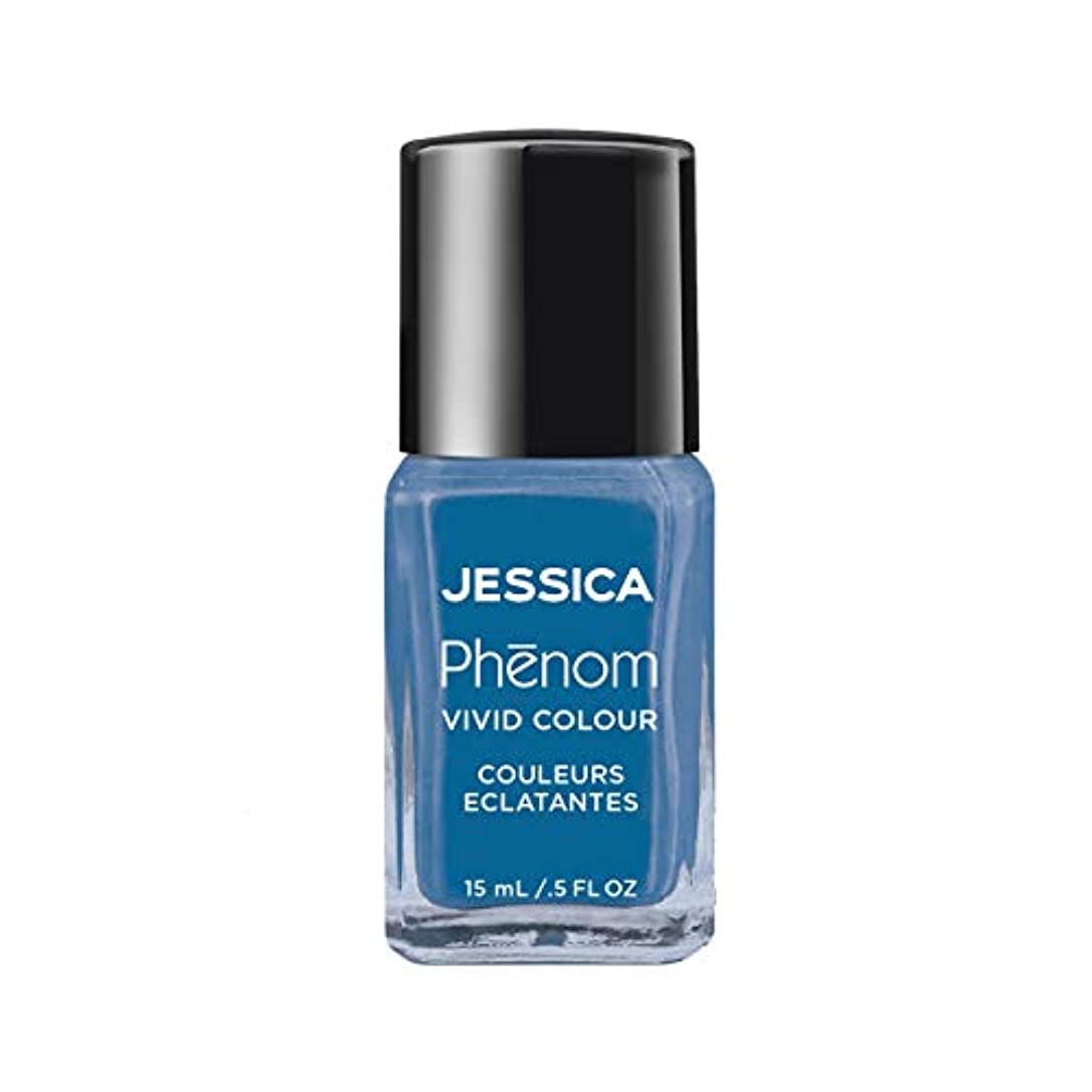 参加者キロメートルジャーナルJessica Phenom Nail Lacquer - Fountain Bleu - 15ml/0.5oz