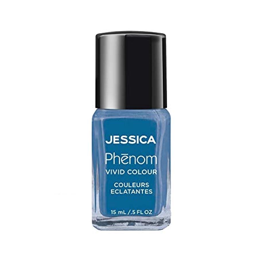 ぬれた自分の力ですべてをする規定Jessica Phenom Nail Lacquer - Fountain Bleu - 15ml/0.5oz