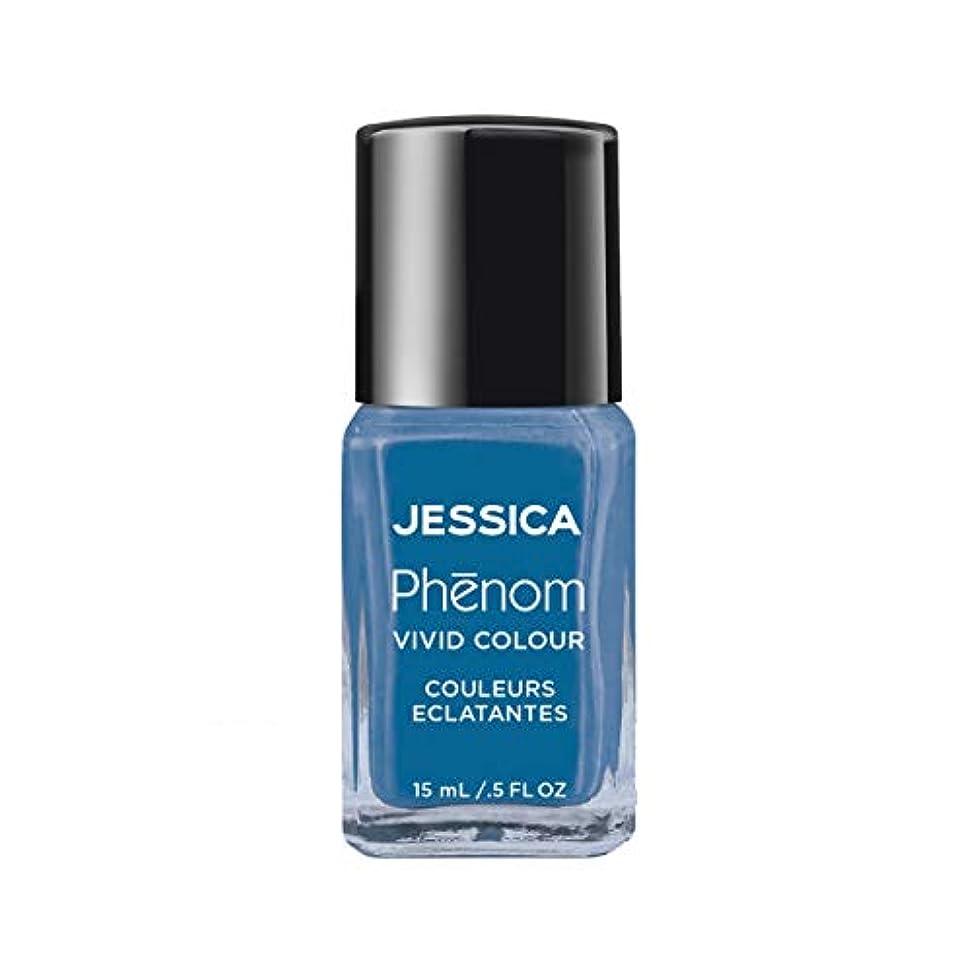 秘密の政令ビットJessica Phenom Nail Lacquer - Fountain Bleu - 15ml/0.5oz