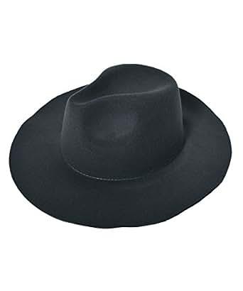 ジョーカーセレクト(JOKER Select) ハット メンズ レディース つば広 ツバ広 中折れ 帽子 つば広ハット 中折れハット FREE チャコール