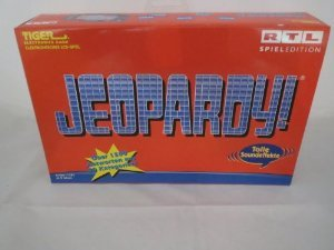 Jeopardy! Electronic LCD Game おもちゃ (並行輸入)