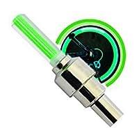 【まとめ 4セット】 ITPROTECH LED バルブエアーキャップ/グリーン YT-LEDCAP/GR