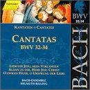 Bach;Cantatas Bwv32