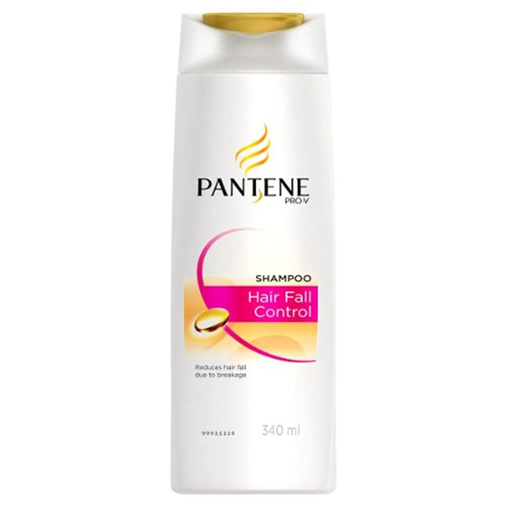 タイル大通り実行可能PANTENE Hair Fall control SHAMPOO 340 ml (PANTENEヘアフォールコントロールシャンプー340ml)