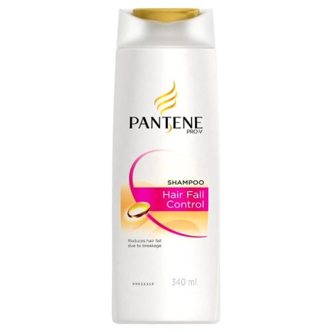 投資する数学的な液化するPANTENE Hair Fall control SHAMPOO 340 ml (PANTENEヘアフォールコントロールシャンプー340ml)