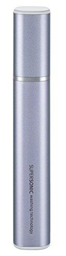シャープ SHARP 超音波ウォッシャー (携帯に便利なスリムタイプ USB防水対応) バイオレット系 UW-S2-V