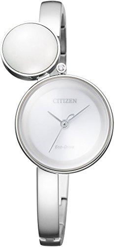 シチズンCITIZEN 腕時計 CITIZEN L エコ・ドライブ Ambiluna-アンビリュナ- EW5491-56A レディース