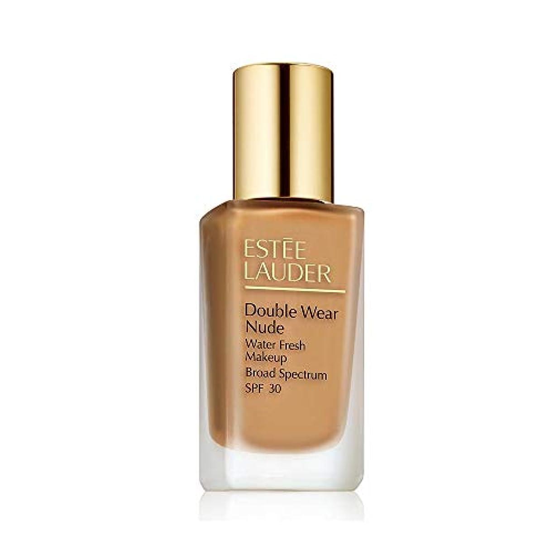若者等々ガイダンスエスティローダー Double Wear Nude Water Fresh Makeup SPF 30 - # 4N1 Shell Beige 30ml/1oz並行輸入品