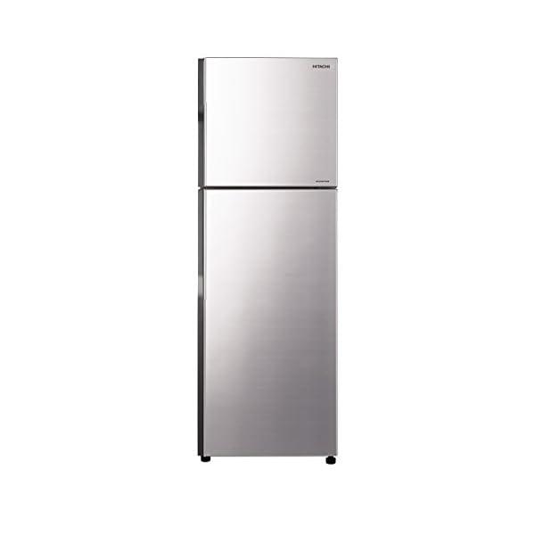 日立 冷蔵庫 メタリックシルバー R-23GA Sの商品画像