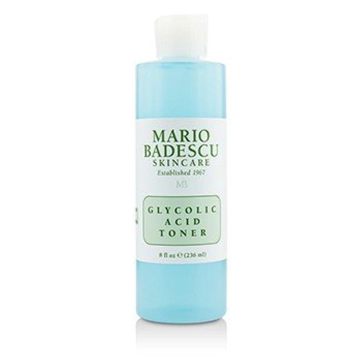 豆腐教育する計画[Mario Badescu] Glycolic Acid Toner - For Combination/ Dry Skin Types 236ml/8oz
