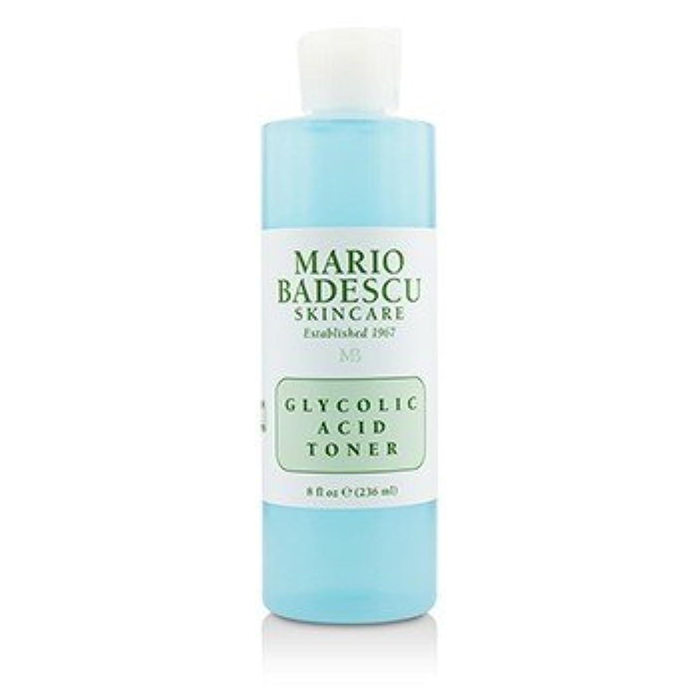 熱意余暇ロゴ[Mario Badescu] Glycolic Acid Toner - For Combination/ Dry Skin Types 236ml/8oz