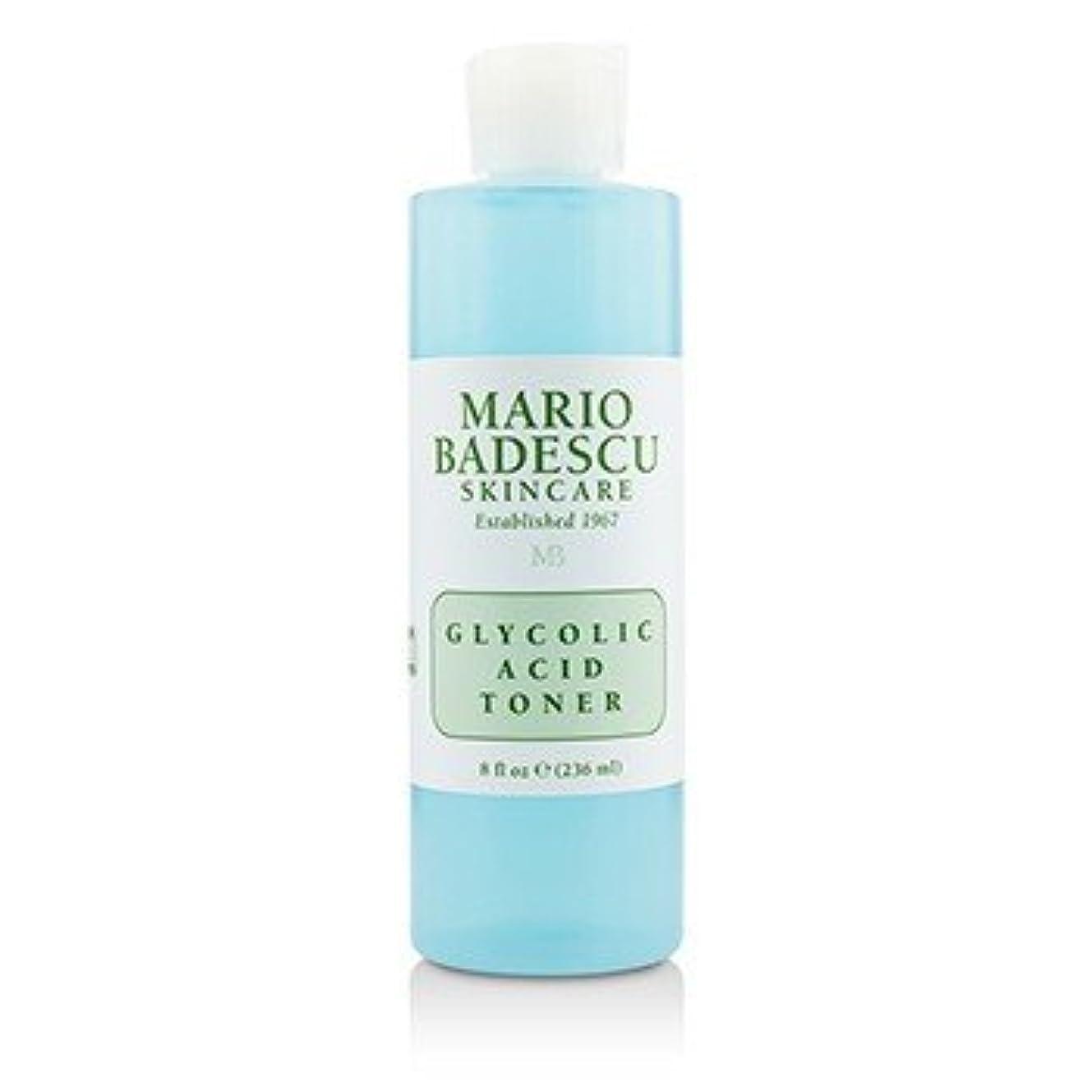 の面では広々曲[Mario Badescu] Glycolic Acid Toner - For Combination/ Dry Skin Types 236ml/8oz
