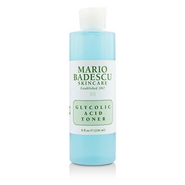 リーガンベアリングセメント[Mario Badescu] Glycolic Acid Toner - For Combination/ Dry Skin Types 236ml/8oz