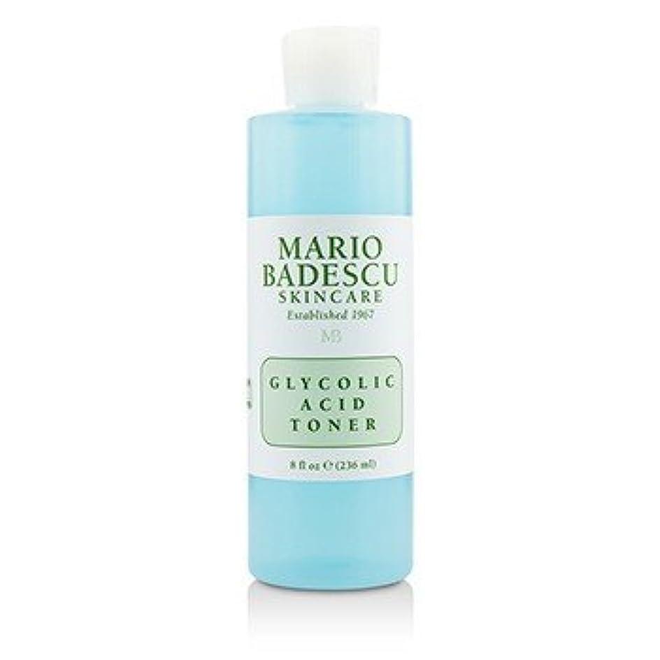 ミサイルフォアマン怪物[Mario Badescu] Glycolic Acid Toner - For Combination/ Dry Skin Types 236ml/8oz
