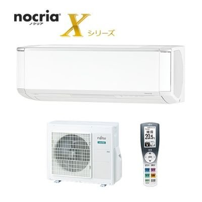富士通 nocria Xシリーズ B076Z4R66C 1枚目