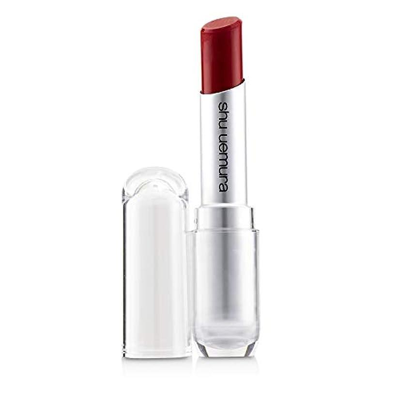 コンピューターを使用する狂信者いじめっ子シュウウエムラ Rouge Unlimited Matte Lipstick - # M RD 144 3.4g/0.11oz並行輸入品