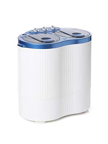 VERSOS(ベルソス) 二槽式洗濯機 洗濯量2.0kg 極洗S VS-H016 (ブルー)