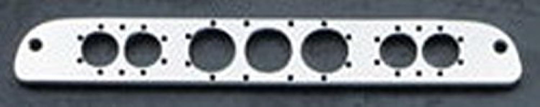 AMI 54220ユーロスタイルビレットサードブレーキライトカバー - ブラシ