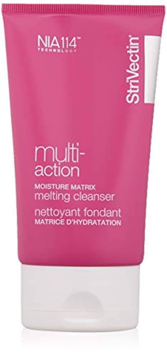 補充硫黄蒸発ストリベクチン StriVectin - Multi-Action Moisture Matrix Melting Cleanser 118ml/4oz並行輸入品