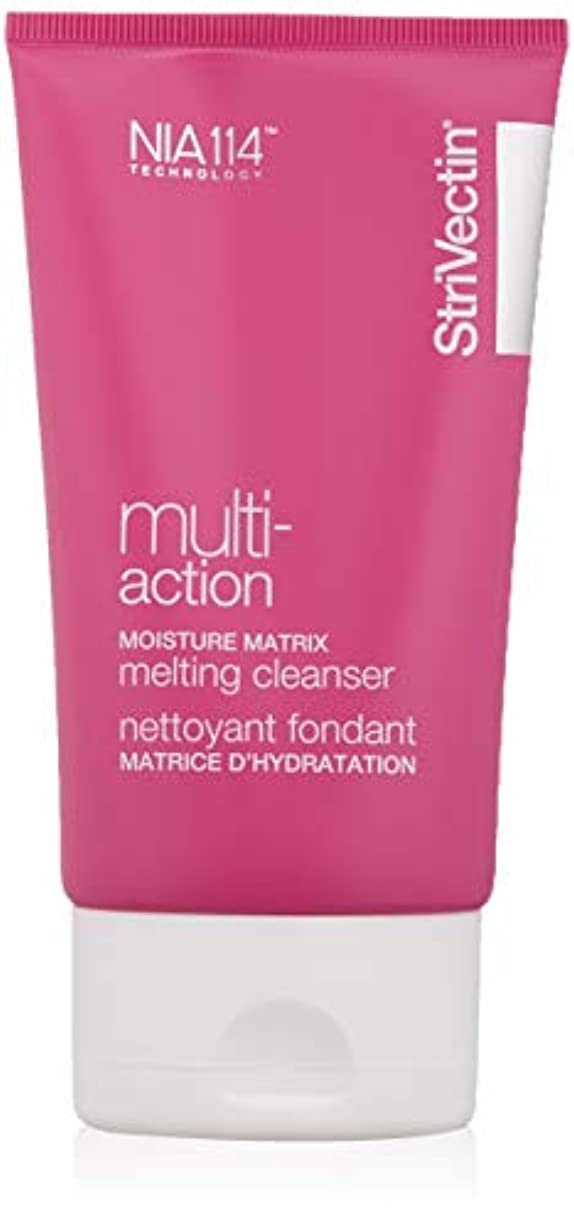 顕著麻痺させるおもしろいストリベクチン StriVectin - Multi-Action Moisture Matrix Melting Cleanser 118ml/4oz並行輸入品