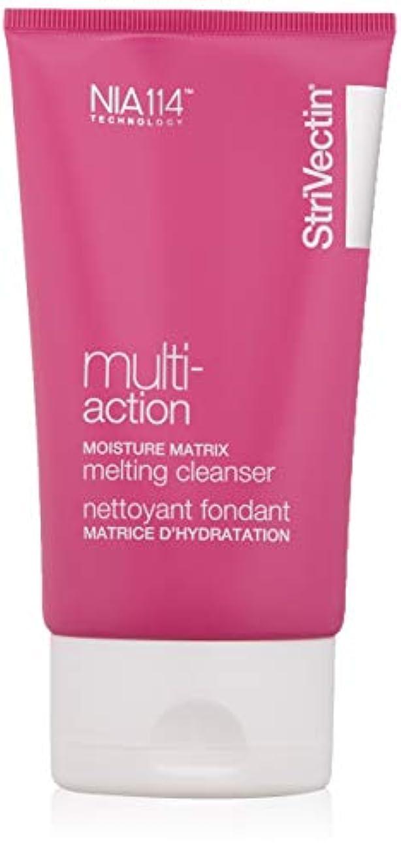 不純フライト学部長ストリベクチン StriVectin - Multi-Action Moisture Matrix Melting Cleanser 118ml/4oz並行輸入品