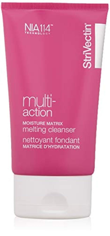ファイバ外観微弱ストリベクチン StriVectin - Multi-Action Moisture Matrix Melting Cleanser 118ml/4oz並行輸入品
