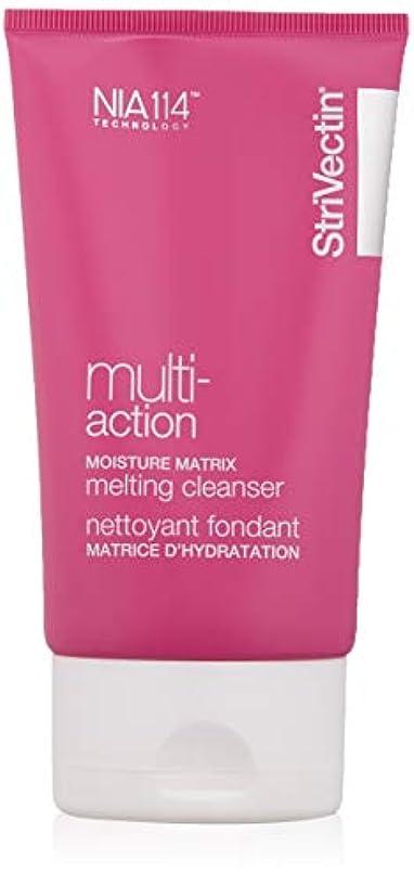 酔っ払いオセアニア学部長ストリベクチン StriVectin - Multi-Action Moisture Matrix Melting Cleanser 118ml/4oz並行輸入品
