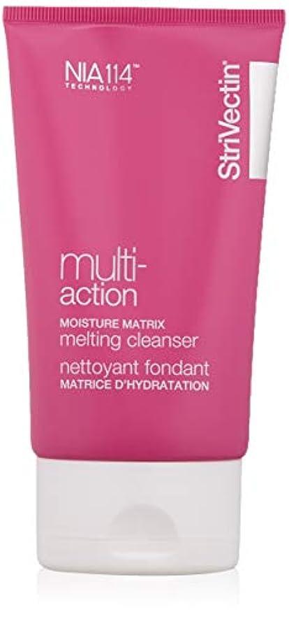 寝るペパーミント酸度ストリベクチン StriVectin - Multi-Action Moisture Matrix Melting Cleanser 118ml/4oz並行輸入品
