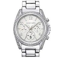 ビジネス女性は防水女性の腕時計の女性クォーツの腕時計が付いている鋼鉄を見ます