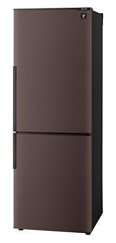 シャープ 冷蔵庫 プラズマクラスター搭載 271Lタイプ ブラウン SJ-PD27B-T