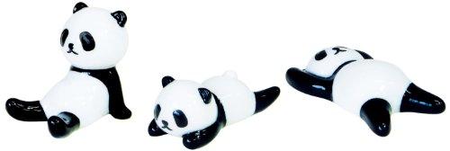 愛龍社 パンダ箸置き3点セット AR-1366