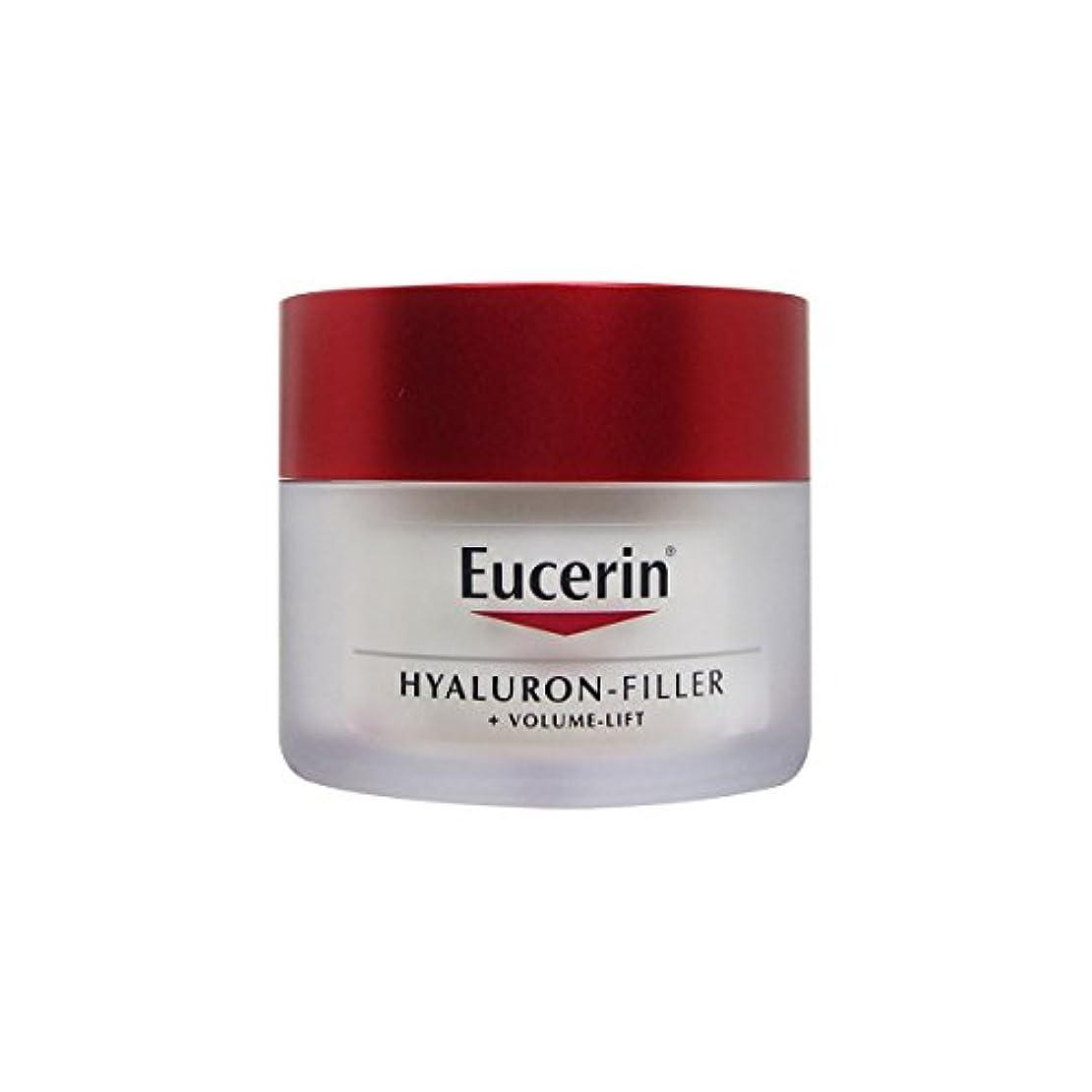 背が高いノーブル箱Eucerin Hyaluron Filler + Volume Lift Day Cream Dry Skin 50ml [並行輸入品]