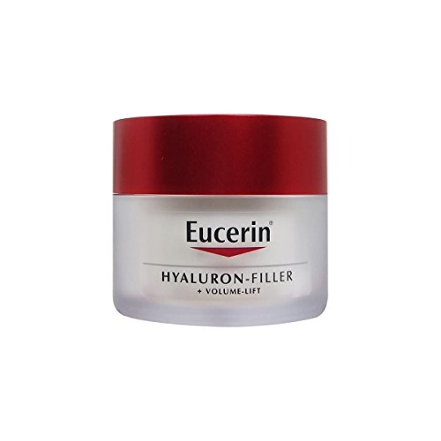 汚染する確執来てEucerin Hyaluron Filler + Volume Lift Day Cream Dry Skin 50ml [並行輸入品]