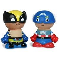 Playtown Marvel Superheroes Super Set