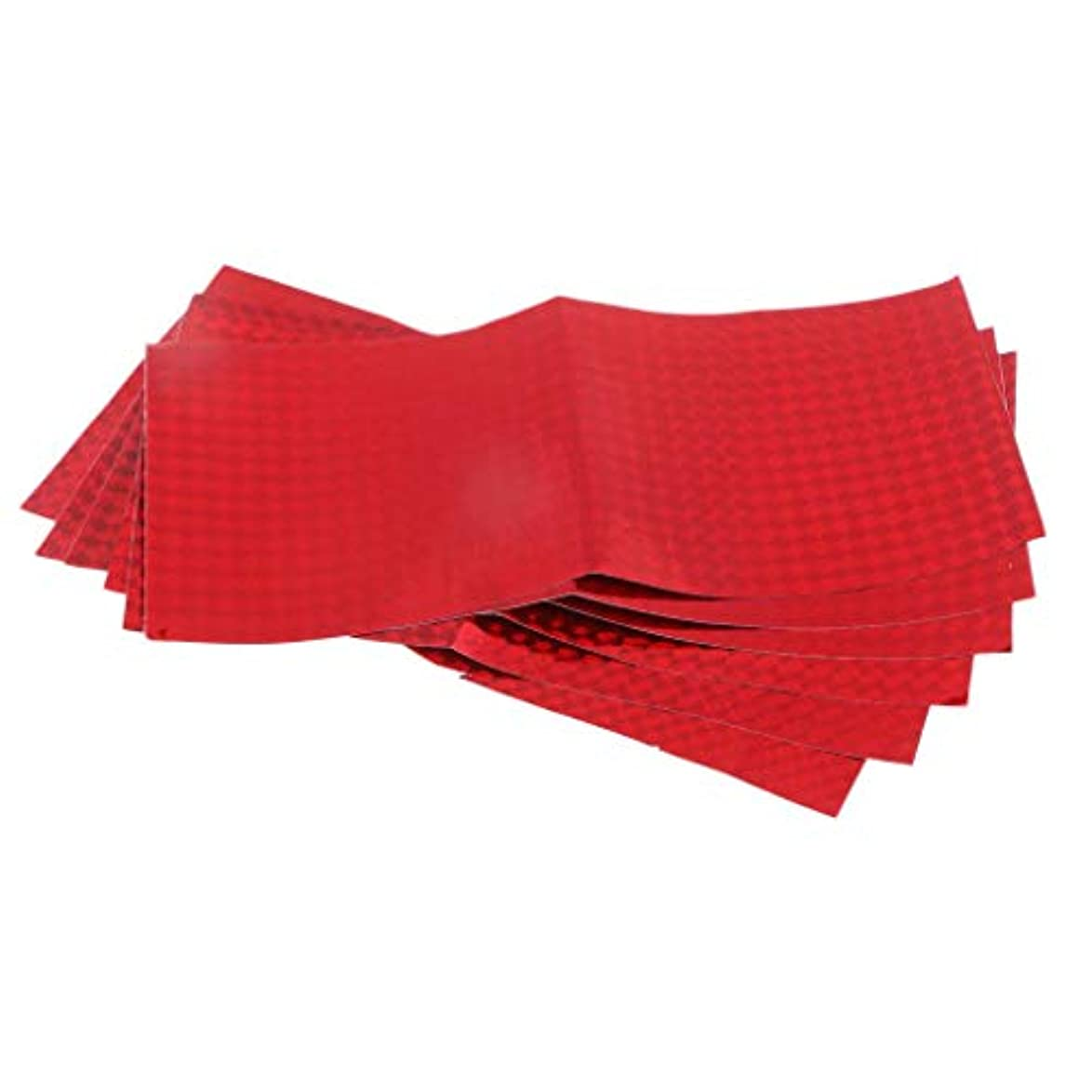 模倣きらめくブラザーB Baosity ルアー材料 釣り餌 手作り 自己粘着 フィルム 反射テープ 装飾 固定 6枚 全3色