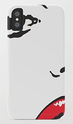 マリリン・モンロー iPhone 8/8plus Xケース society6 [並行輸入品] (iPhone X, marilyn08)