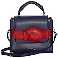 Review Women's Aleisha Bag Navy/Red
