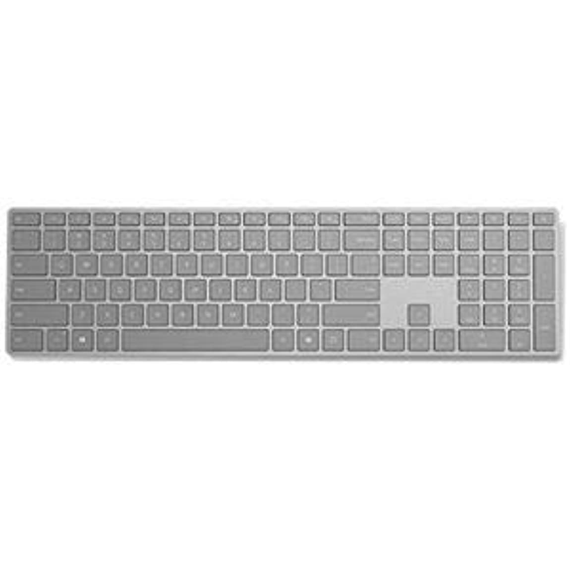 海岸一時的樫の木マイクロソフト Surfaceキーボード 英語版 3YJ-00021O 1台