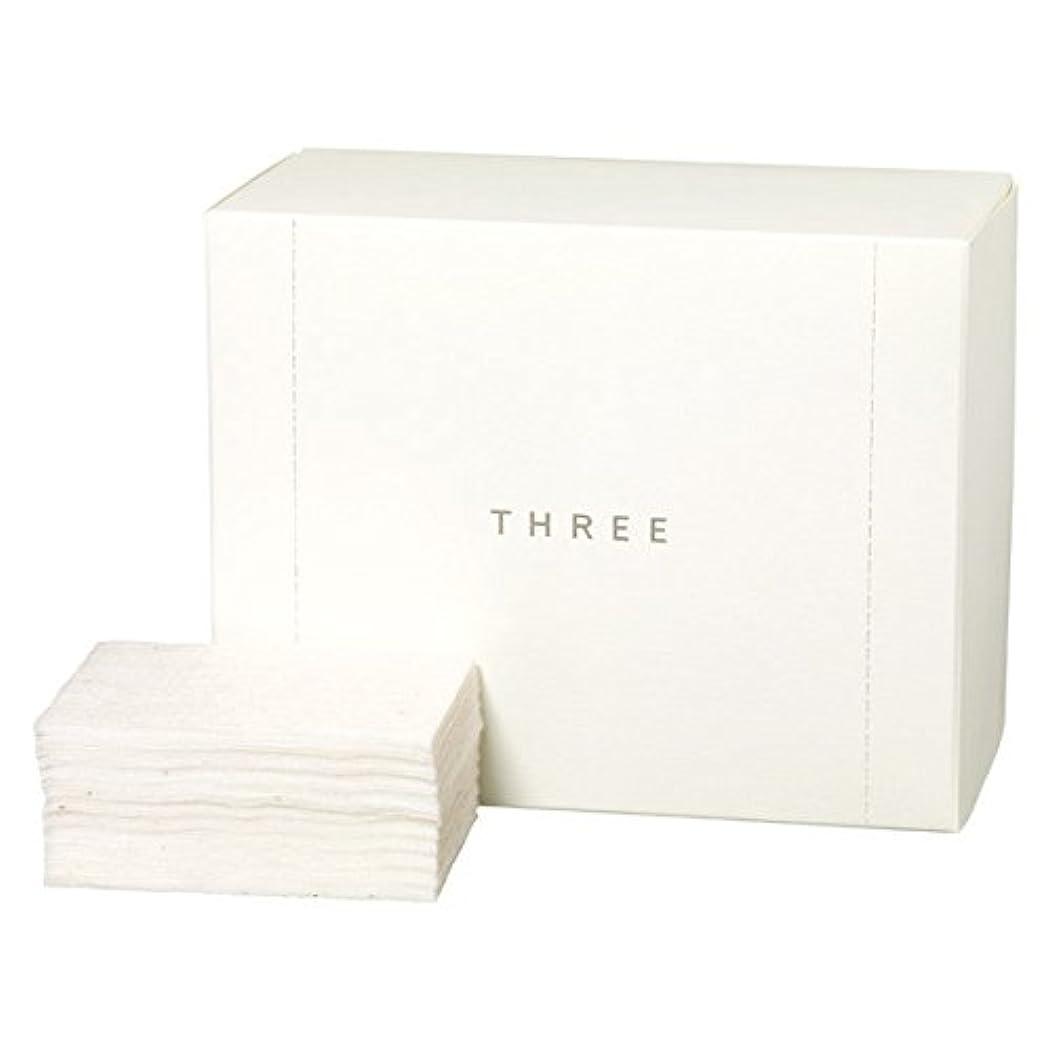 マスク翻訳楕円形THREE オーガニック コットン THREEショップバッグ付き