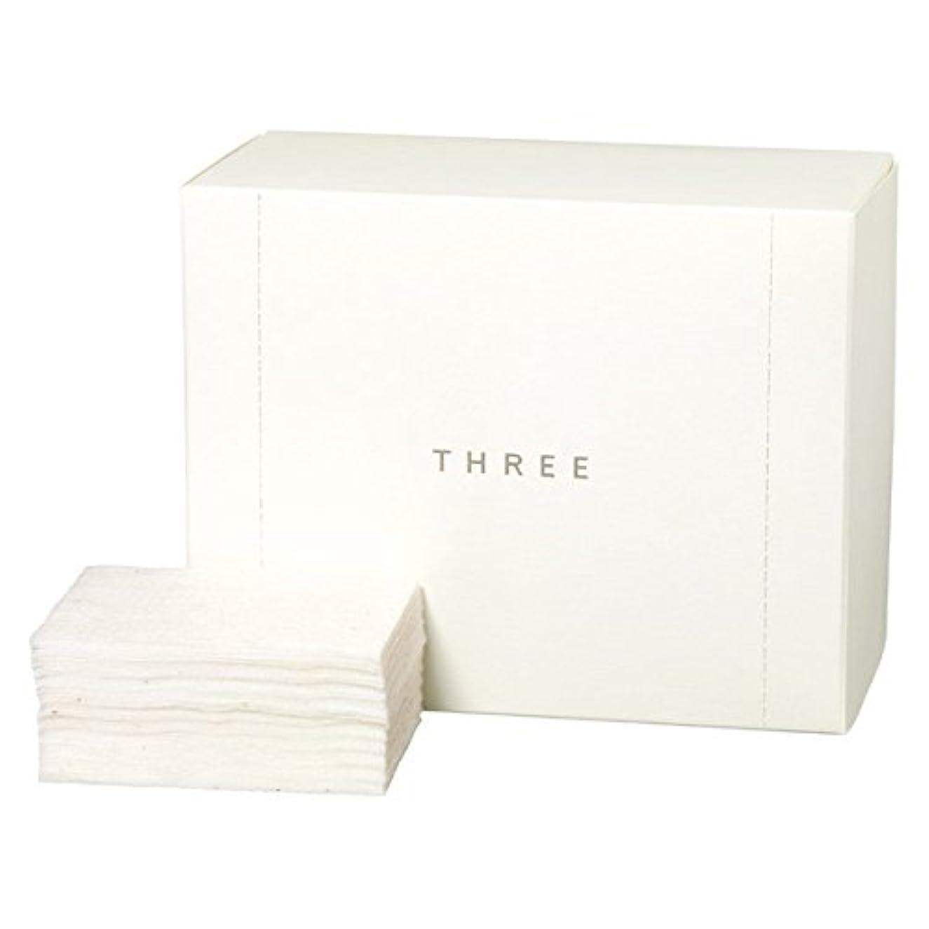 破滅救い商品THREE オーガニック コットン THREEショップバッグ付き