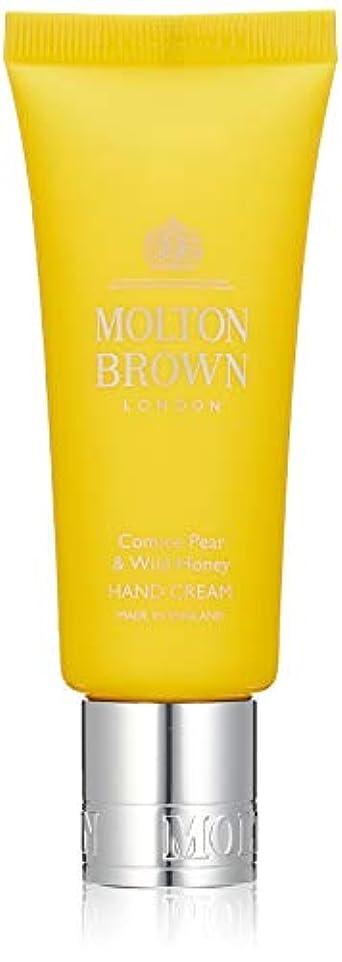 ねじれ強制的筋MOLTON BROWN(モルトンブラウン) コミスペア&ワイルドハニー ハンドクリーム